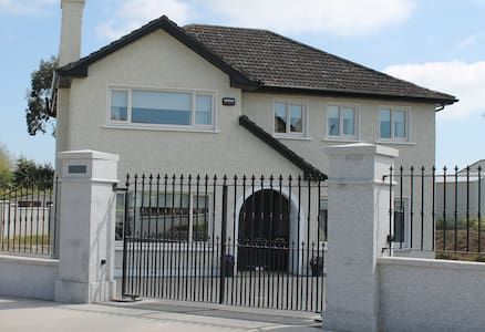 Large, luxury house in rural North Dublin village