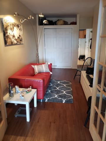 Grove St Path 1BR Apartment, close to all