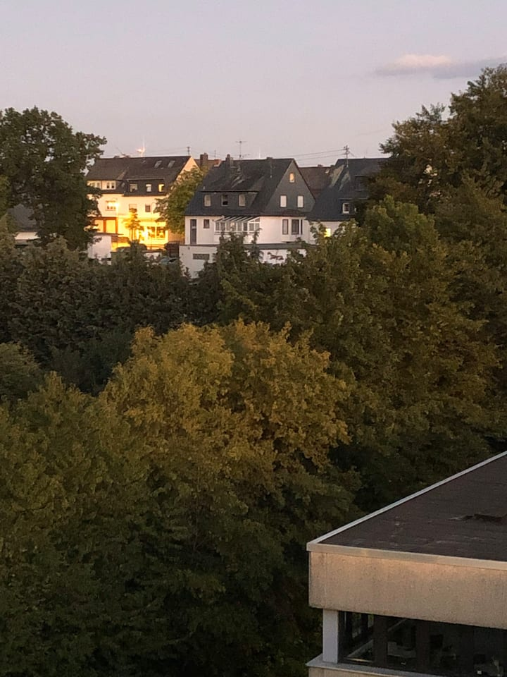 Wohnen zwischen Rhein und Mosel über den Dächern