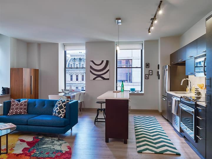 Clean apt just for you | 1BR in Philadelphia