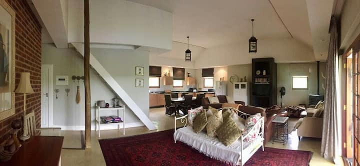 Luxurious Underberg Retreat near Drak Garden Hotel