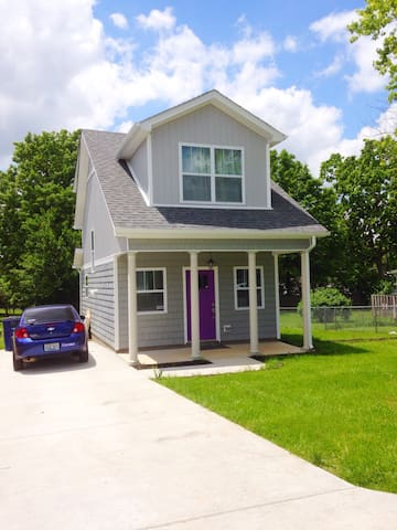Purple Door, Tiny House - Lexington - Casa