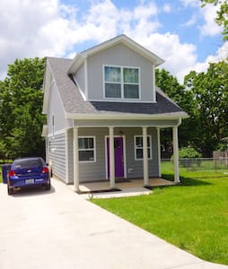 Purple Door, Tiny House - Lexington