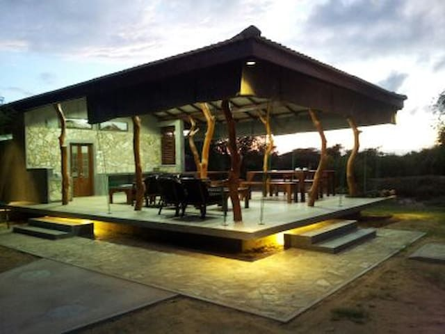 LEOPARD CORRIDOR - YALA - Palatupana - Natur lodge