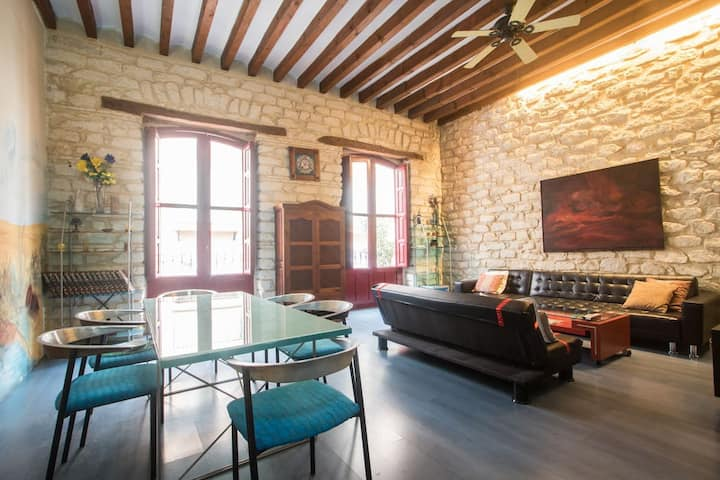 Gorgeous apartment in the Old Town