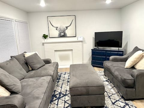 3 bedroom 2 bath newly remodeled Richfield Airbnb