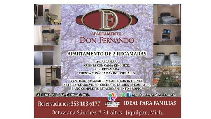 Departamento Don Fernando.