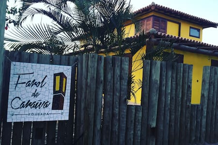Pousada Farol de Caraíva - Caraíva - 家庭式旅館