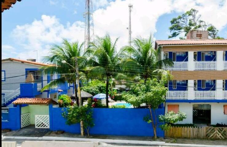 Chalés Caiçara Serrambi (anúncio apartamentos)