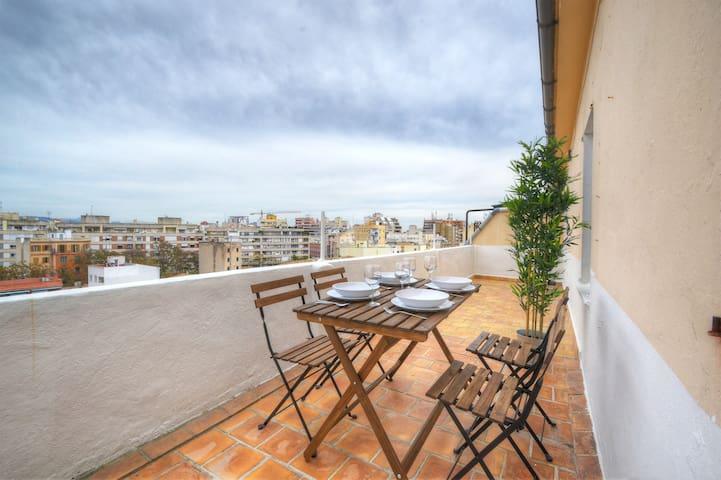 Tricolor Apartment, Palma de Majorca