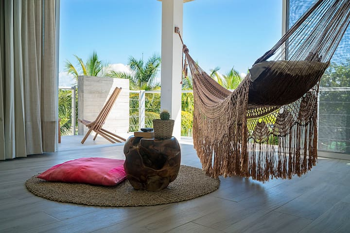 ❊ Relaxed bohemian   Private pool & big garden ❊