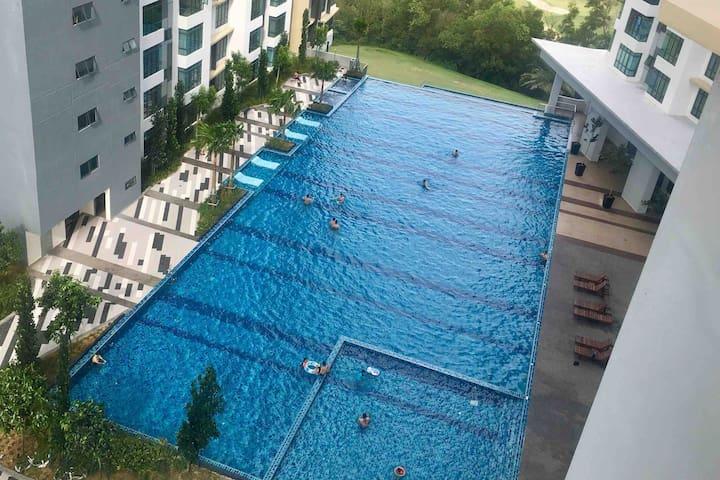 Adrenaline Homestay @ARC Austin Hills, Johor Bahru