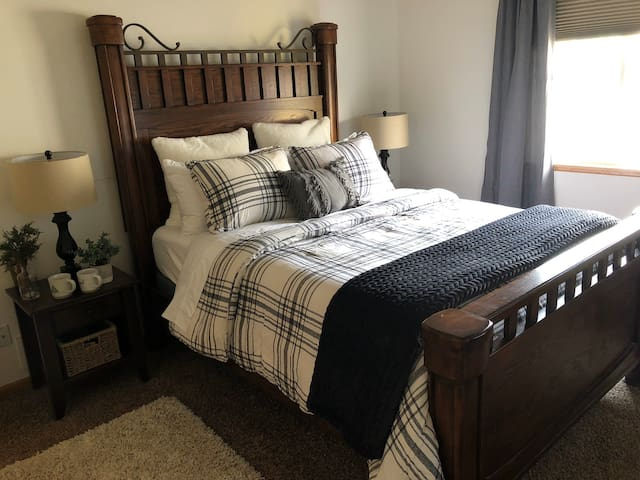 Master Suite Perfect for Couples or Small Families