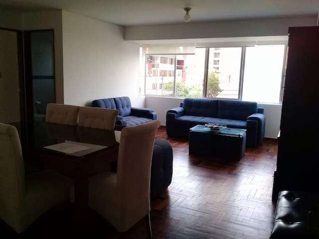 Alquiler cerca a todo en Miraflores