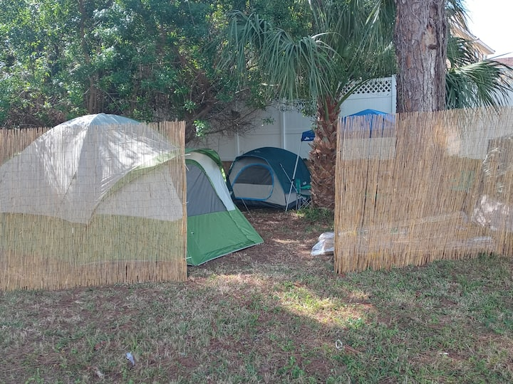 Camping!  *Includes Gear*  Close to Clearwater.
