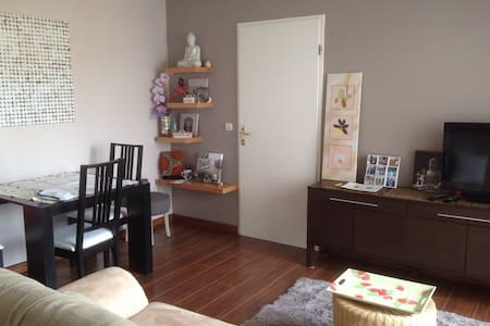 Appartement Palaiseau-20min Paris - Apartment
