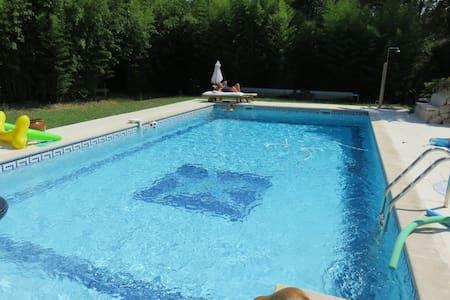maison avec grande piscine - Velaux - Ev