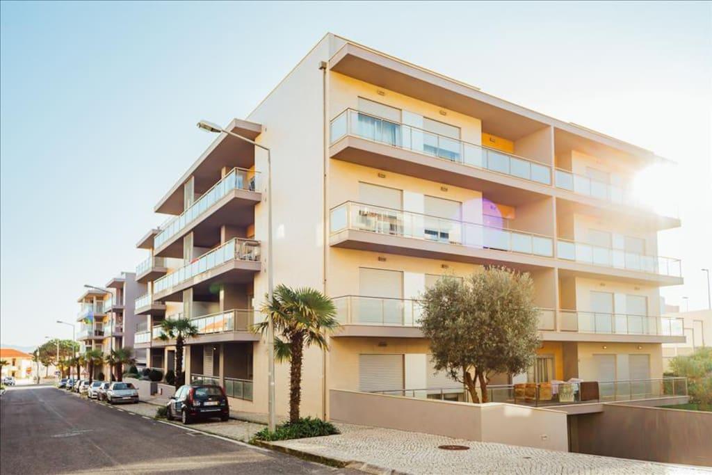 Holiday Apartment in Sao Martinho do Porto