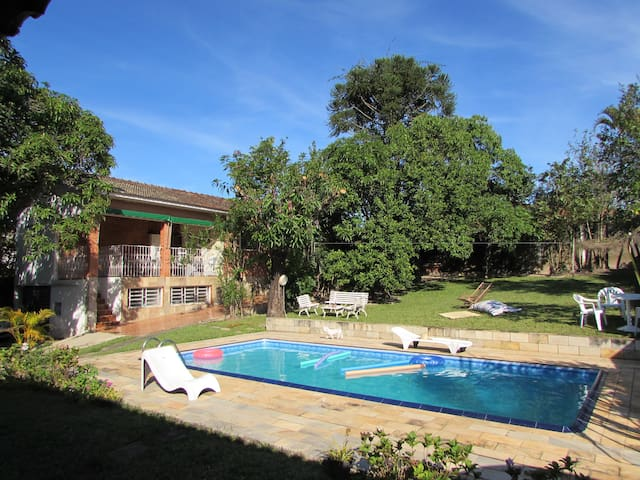 Vintage House  (swimming pool) - Waters's Paradise