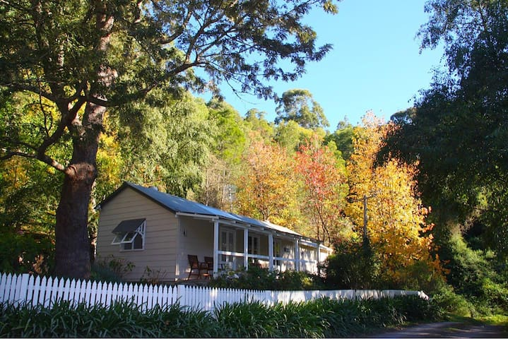 The Kangaroo Valley Cottage(formally The Dairy)