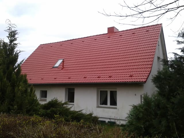 Gemütliches Bauernhaus in Tremt am Strelasund