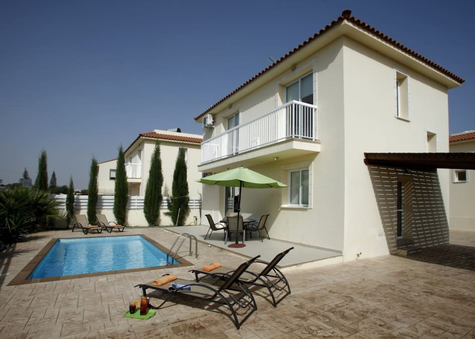 Cyprus In The Sun Villa Dafni 15 Gold
