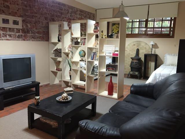Beautiful basement in San Isidro - บัวโนสไอเรส - อพาร์ทเมนท์
