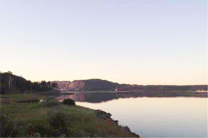 Scenic Hideaway at Cape Breton Island's Causeway