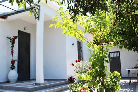 The 'Orange Garden' a modern vintage holiday house
