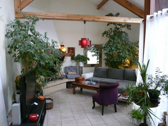 Maison sans vis-à-vis - Meudon - Dom