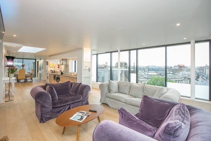 Grafton Penthouse Apartment