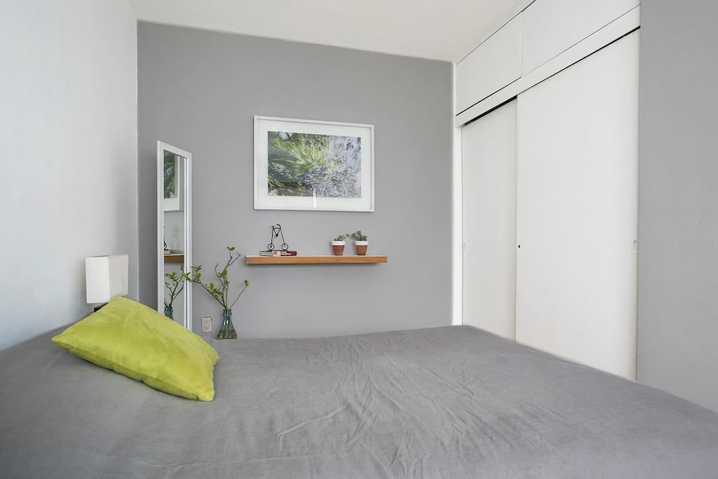 Room/ closet view