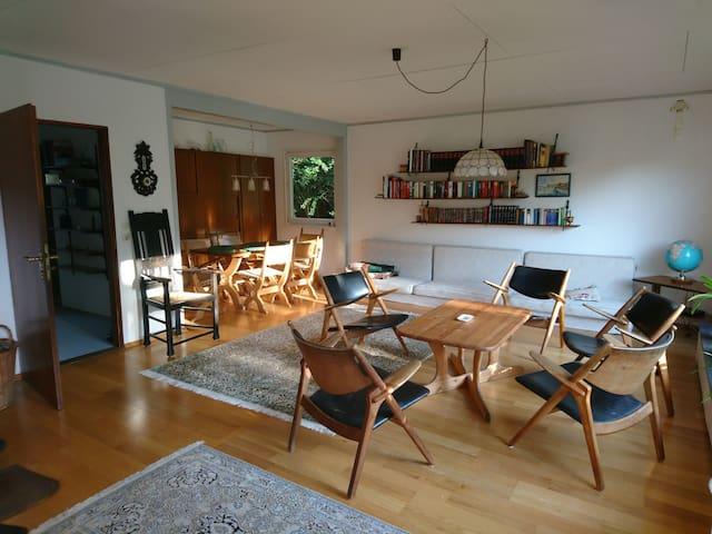 Haus mit Garten in Ostseenähe