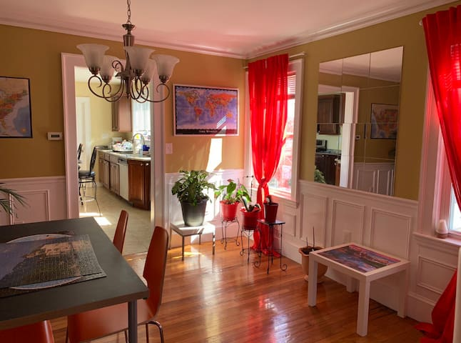 PRIVATE, COZY ROOM CLOSE TO HARVARD/  PARKING