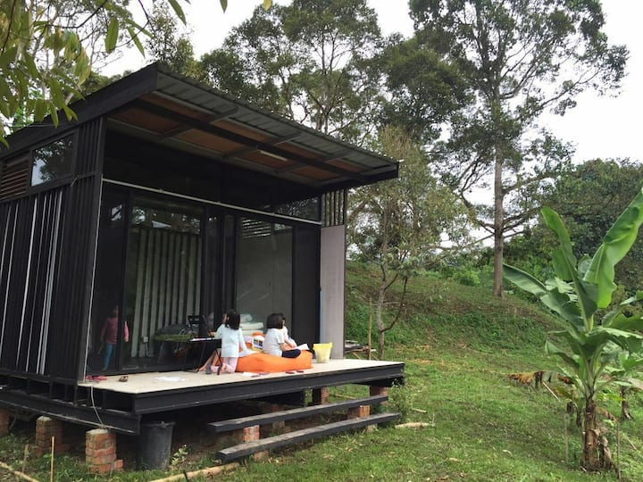 boutel Pet friendly Cozy Cabin in durian Orchard
