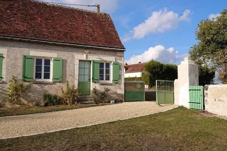 Longère du sud Touraine au coeur du Val de Loire