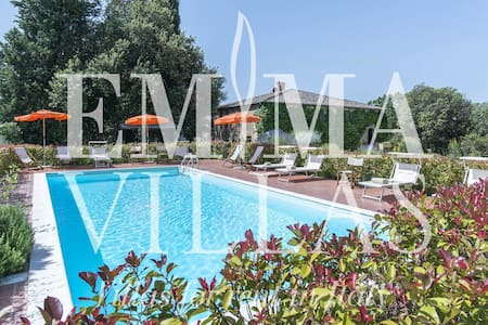 VILLA ARCHI 14, exclusivity Emma Villas - Trequanda