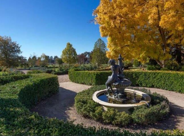 Garden cottage - Lake Albert