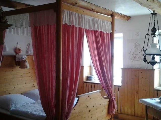 Gästehaus zum alten Schulhaus, Doppelzimmer 1