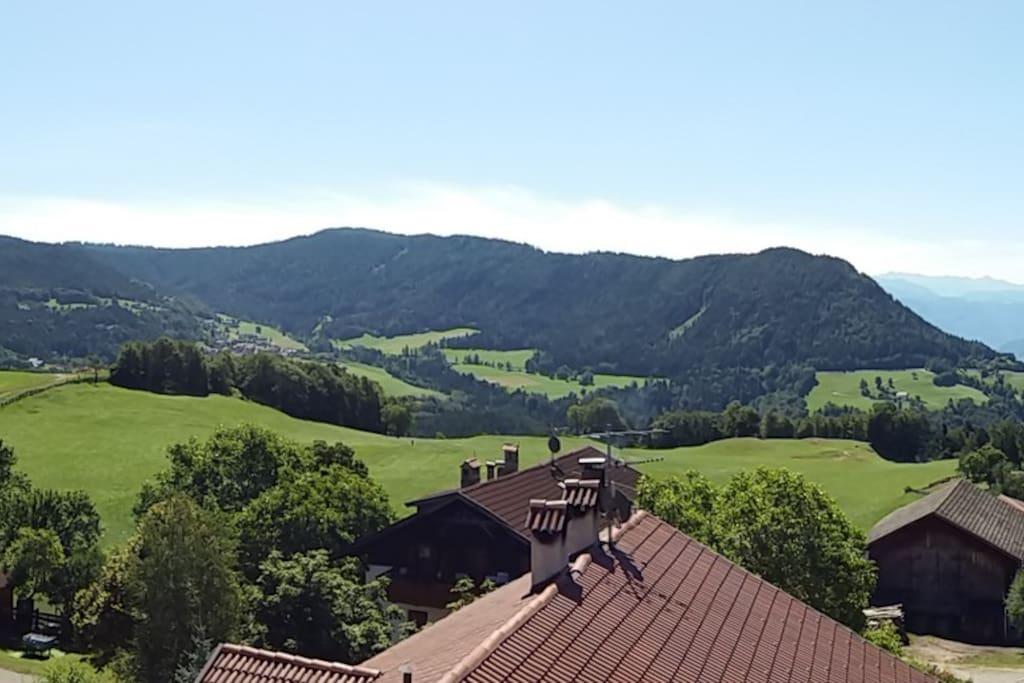 Atemberaubende Aussicht in den Süden Südtirol