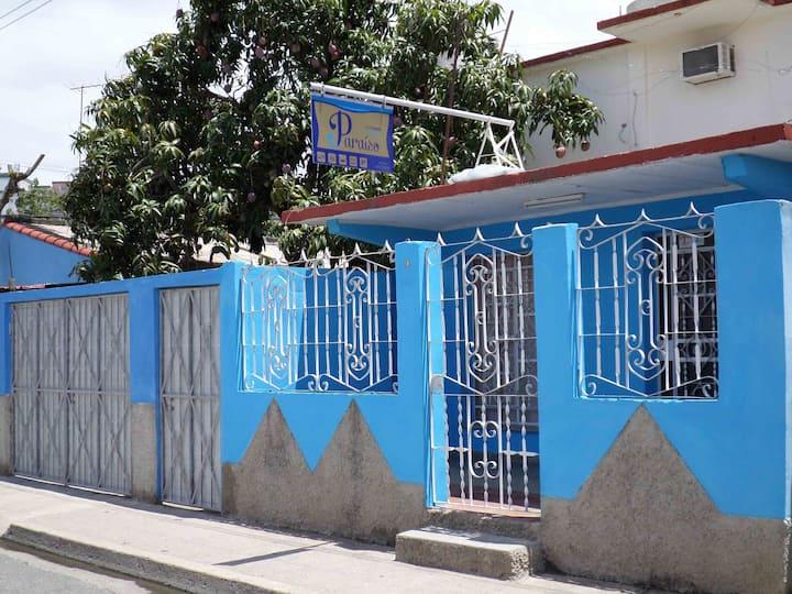 Casa Paraiso, Habitación Planta Baja