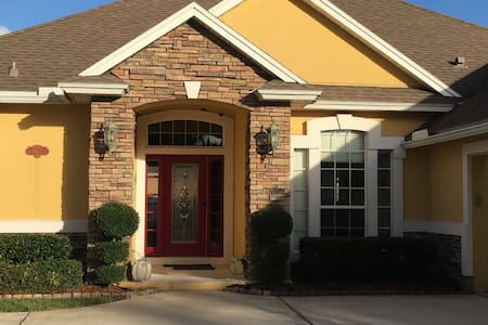 Lovely and Comfy Shiloh Home - Jacksonville - Casa