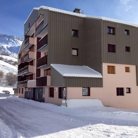 Location Appartement Saint François Longchamp