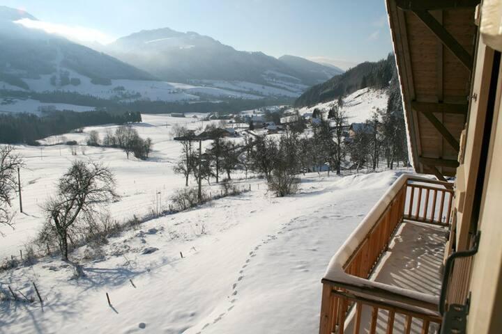 Maison d'hôtes de charme AlpesLéman - Habère-Poche - Bed & Breakfast