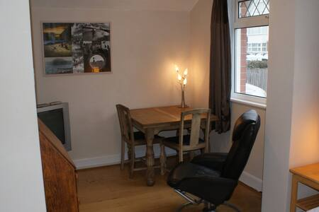Double with own shower room & living space - Hove - Talo