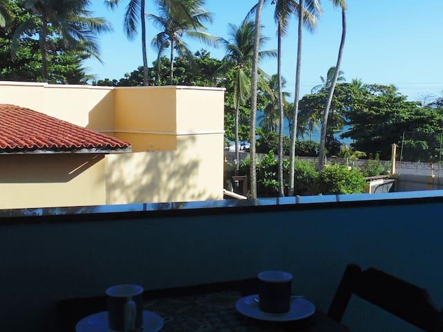 FAROL BEACH - Apartamento Studio varanda vista mar