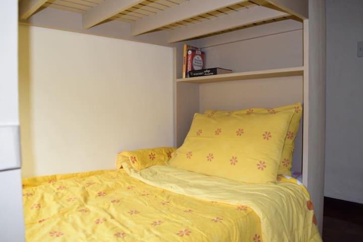 Cozy 2-Bedroom Condominium Unit near CBD