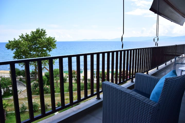 Apartment with wonderful sea view - perfect relax