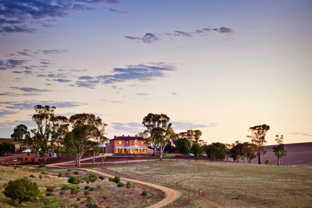 Kingsford Homestead & Surrounds