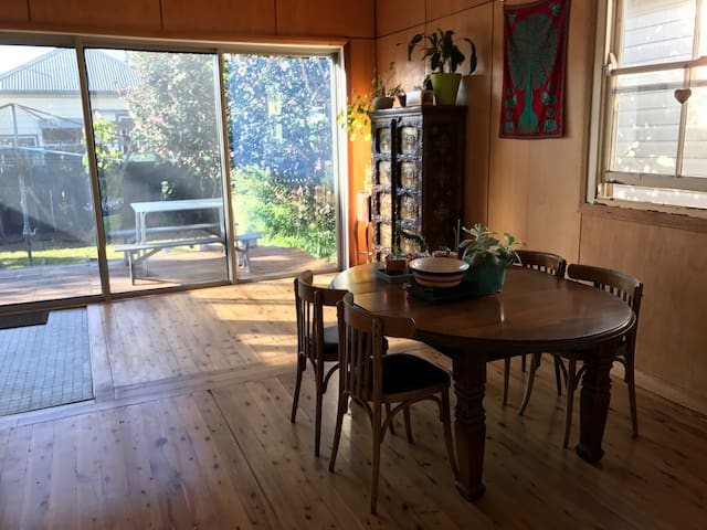 Cosy 2 Bedroom Cottage in the heart of Merewether - Merewether - Casa